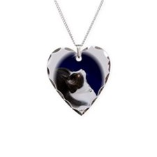 Kitten Looking at the stars 4 Necklace