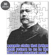 ArthurWillReturn Puzzle