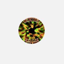Black Hole Mini Button