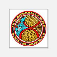 "ALRtsh01LetsRoll Square Sticker 3"" x 3"""