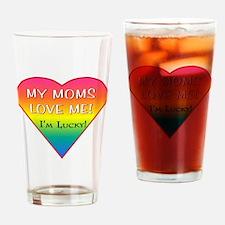 LGBT MOM Drinking Glass