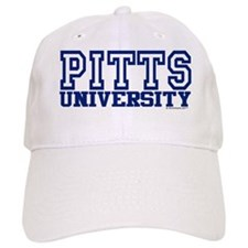 PITTS University Baseball Cap