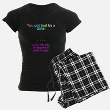 beat by a girl Pajamas