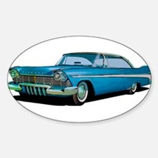 1957 Plymouth Belvedere Sport Coupe Decal