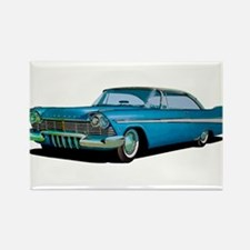 1957 Plymouth Belvedere Sport Coupe Magnets