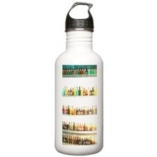 1651 (2) Water Bottle