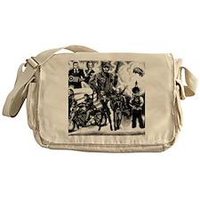 SUMMIT ILLUSTRATION Messenger Bag
