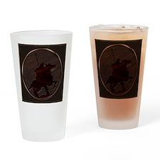 metaleffect border reiver sq Drinking Glass