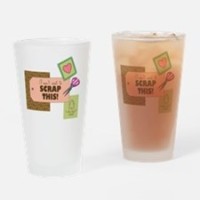 2-ablemujer1 Drinking Glass