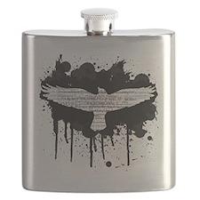 The Raven for Light Flask