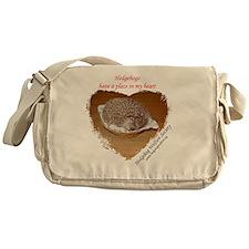 HH in my heart Messenger Bag