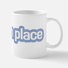 misen_blue Small Small Mug