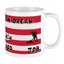 American Dream shirt Mug