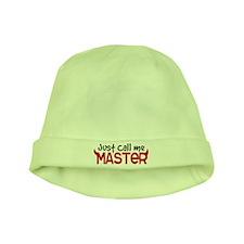 'Master' baby hat