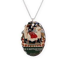 bottlepoetry Necklace