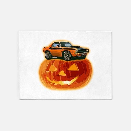 BabyAmericanMuscleCar_70CHLGR_Halloween 5'x7'Area