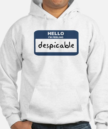 Feeling despicable Jumper Hoody