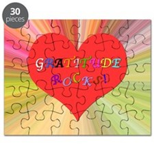Gratitude Rocks 3 Puzzle