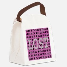2-lost03 Canvas Lunch Bag