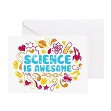 3-science Greeting Card