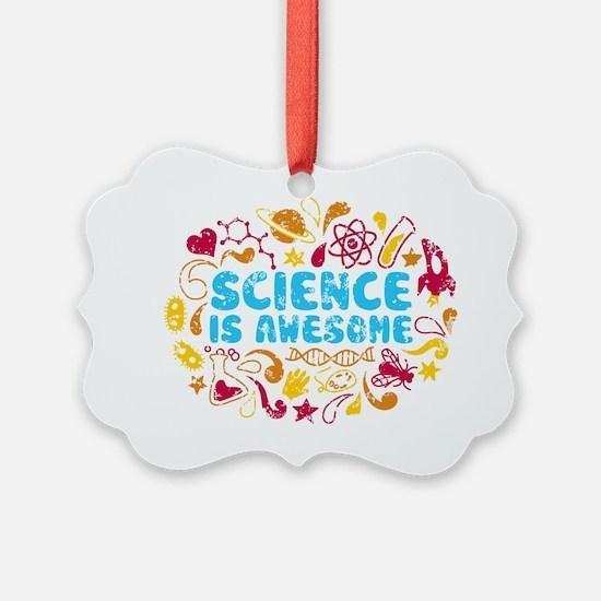 3-science Ornament