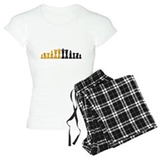 Chess Pieces Pajamas