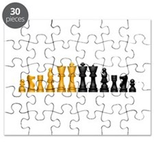Chess Pieces Puzzle
