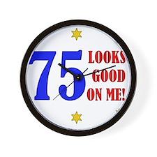LooksGood_75 Wall Clock