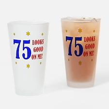 LooksGood_75 Drinking Glass