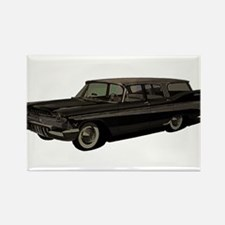 1957 Plymouth Belvedere Sport Suburban Magnets