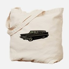 1957 Plymouth Belvedere Sport Suburban Tote Bag