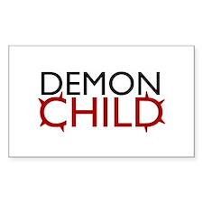 'Demon Child' Decal