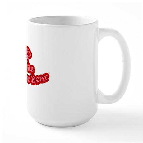 IcarelikeCarbear Large Mug
