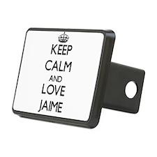 Keep Calm and Love Jaime Hitch Cover