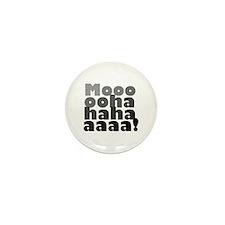 'Evil Laugh' Mini Button (10 pack)