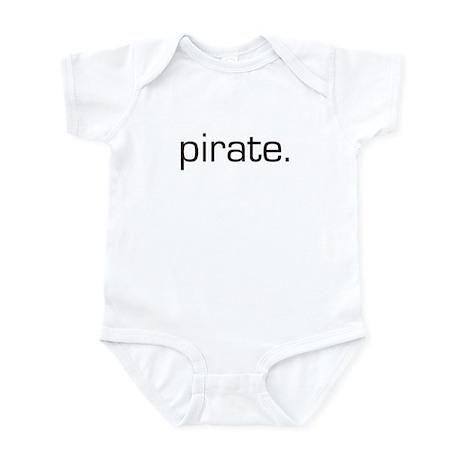 Pirate Infant Creeper