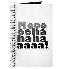 'Evil Laugh' Journal