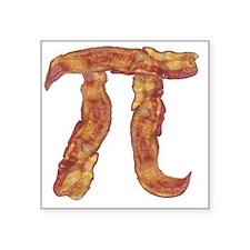 """baconpi2 Square Sticker 3"""" x 3"""""""