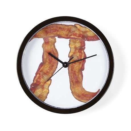 baconpi2 Wall Clock