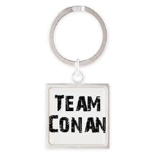teamconan Square Keychain