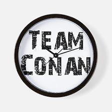 teamconan Wall Clock
