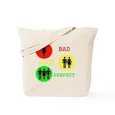 Threesome - MFM Tote Bag
