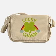 luckycharm_dark Messenger Bag
