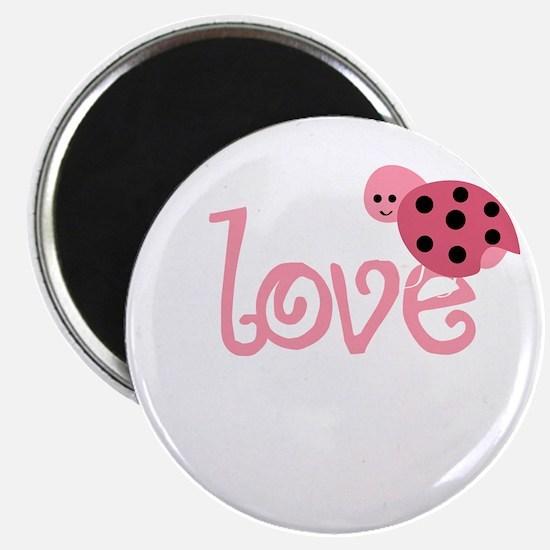 lovebug_dark Magnet