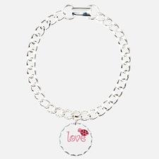 lovebug_dark Bracelet