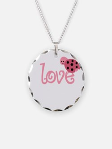 lovebug_dark Necklace