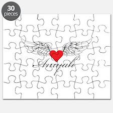 Angel Wings Aniyah Puzzle