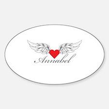Angel Wings Annabel Decal