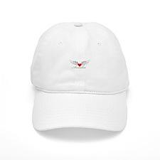 Angel Wings Annalise Baseball Baseball Cap