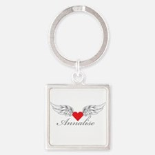 Angel Wings Annalise Keychains